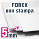 Pannello Forex 5 mm stampato