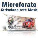Banner Striscione microforato rete Mesh