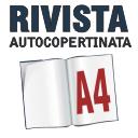 Riviste A4 150gr Autocopertinate